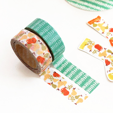 Pattern Masking Tape Set 10 Masking Tape Decorative Tape Mochithings