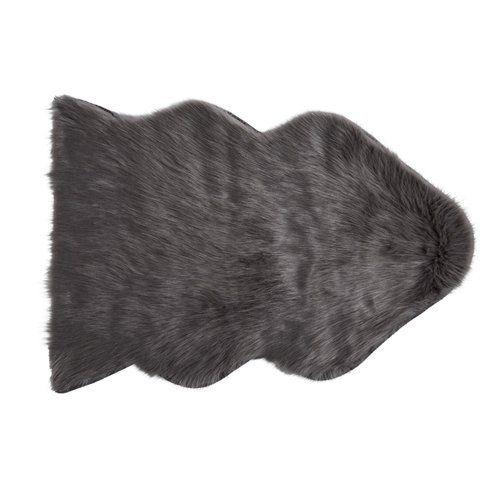 Madura Baku Pale Grey Rug Rugs