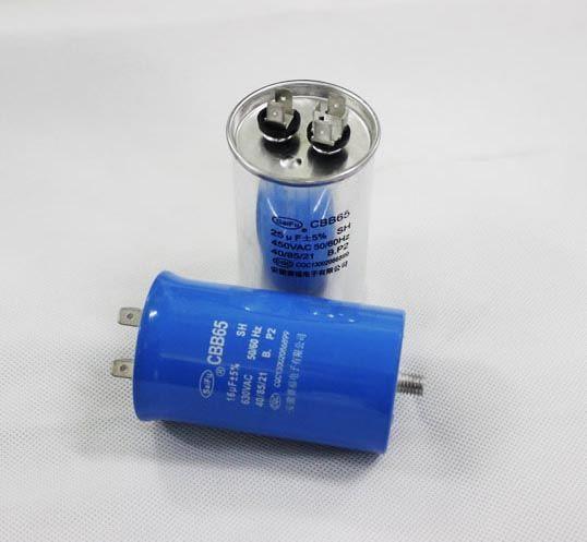 Air Condiioner Capacitors Cbb65 Capacitor Electronica