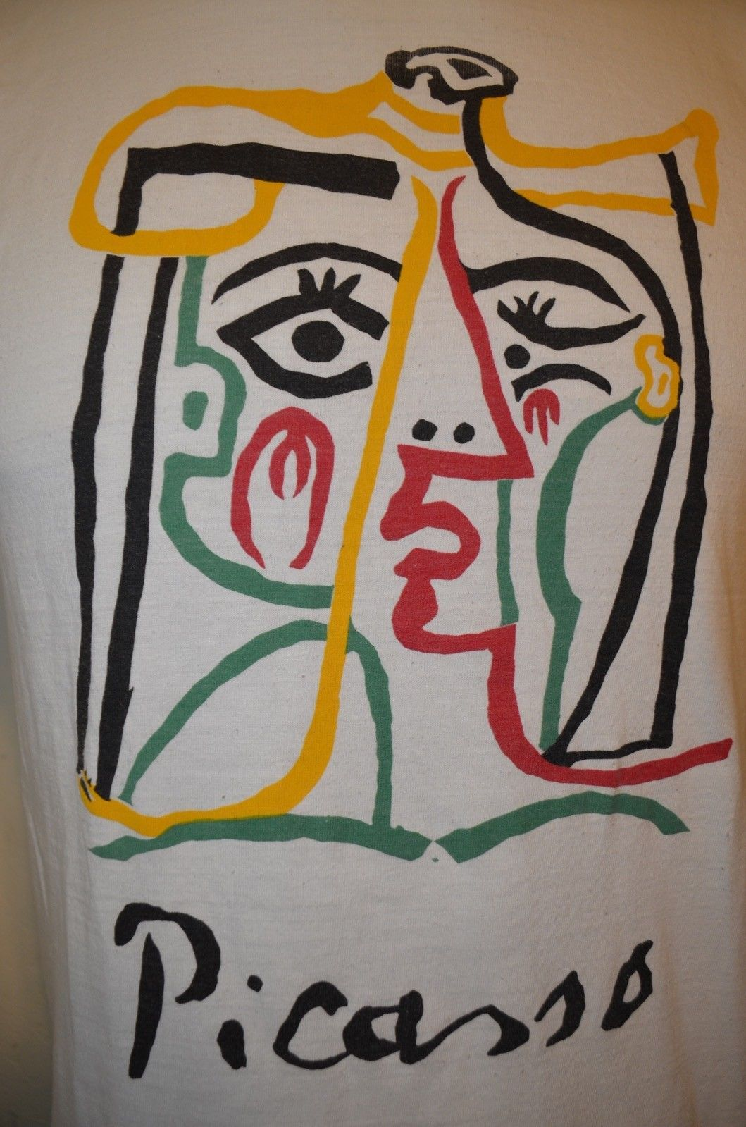 Pinturas Angar Details About Picasso Face Bird Mod Art Painting Surreal Abstract