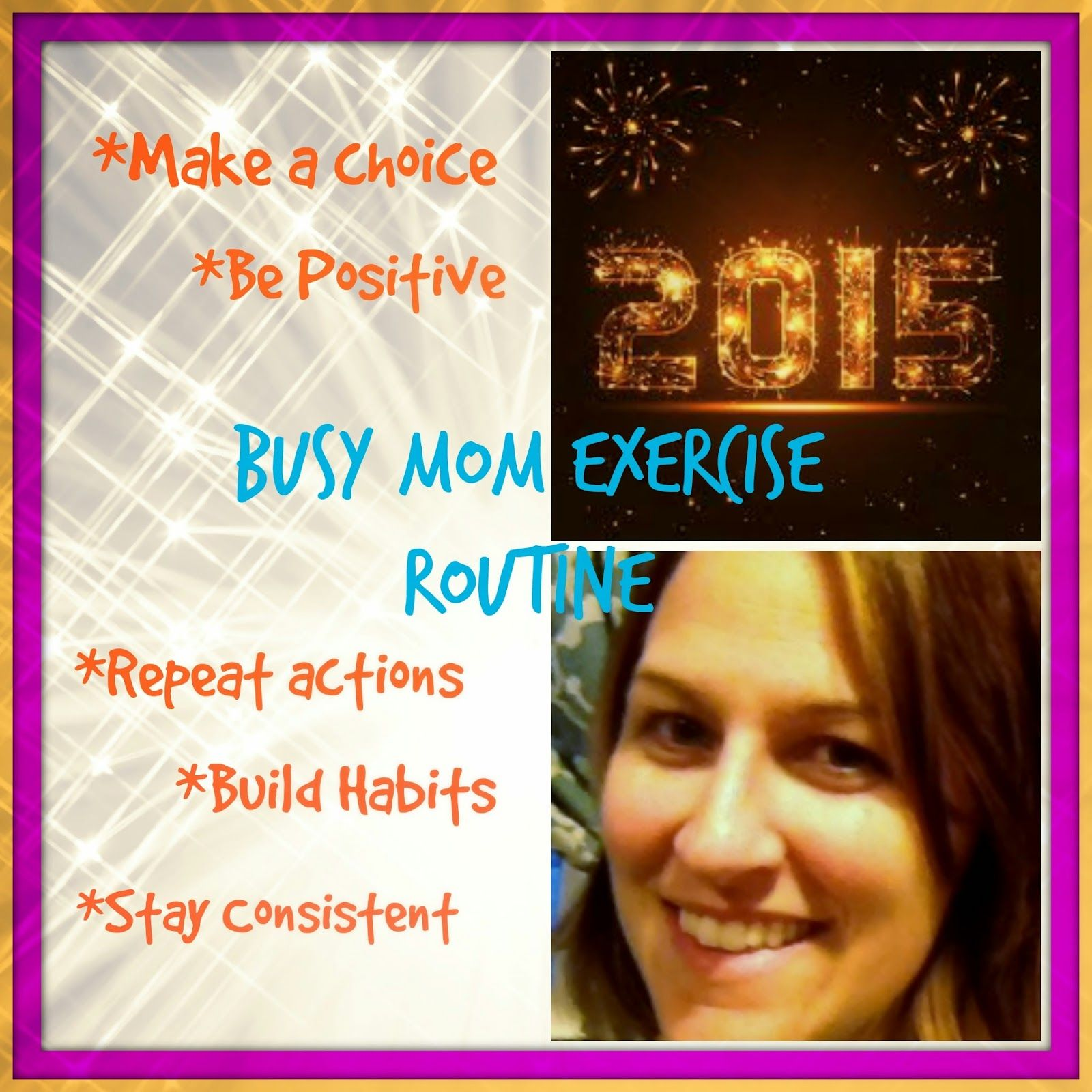Busy mom exercise routine workout routine busy mom