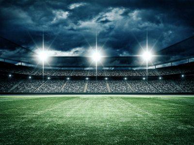 football field photo background