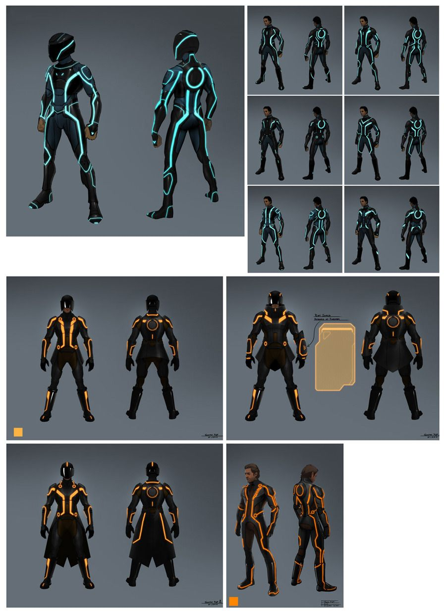 Tron Legacy Costume - Page 79 : tron costume design  - Germanpascual.Com