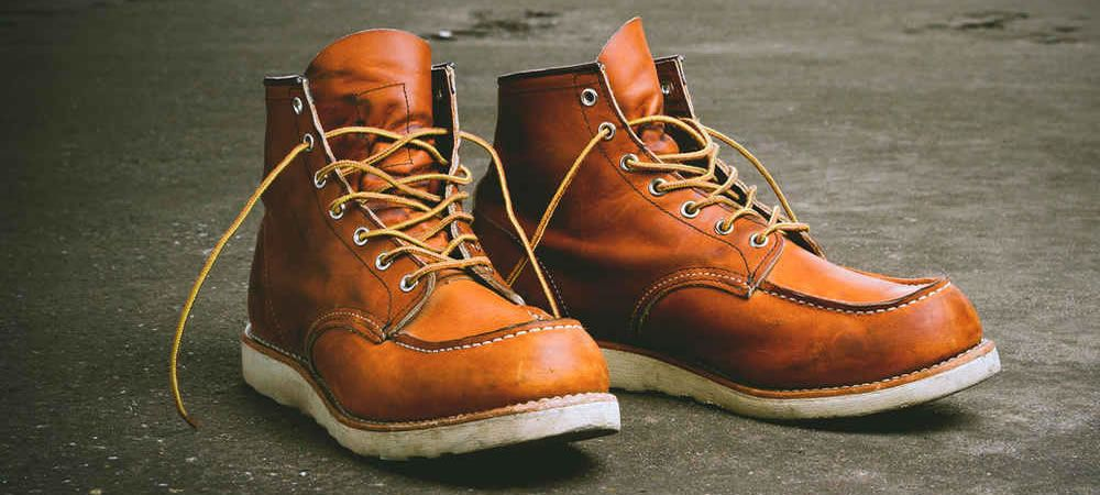 work-boots/ | Boots men, Moc toe boots