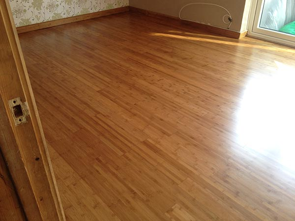 Refinish Bamboo Flooring