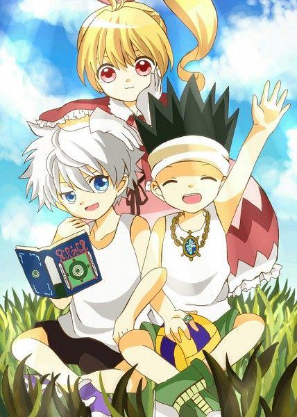 Killua Bisky And Gon Hunter X Hunter Hunter X Hunter Anime Hunter