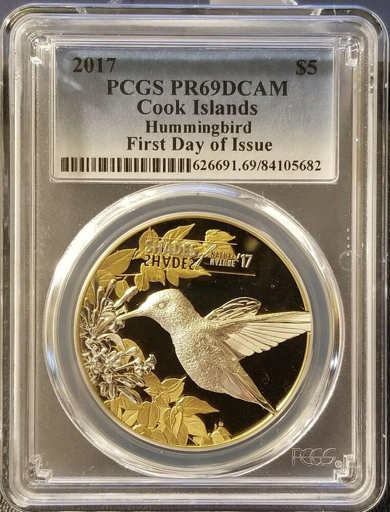 2017-S Sacagawea Native American Dollar PR69DCAM PCGS Proof 69 Deep Cameo