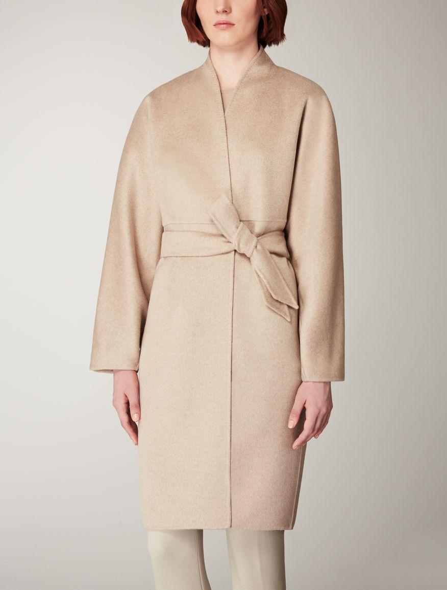 MaxMara Pure cashmere coat €2,155.00 | Coáts | Pinterest | Coats ...