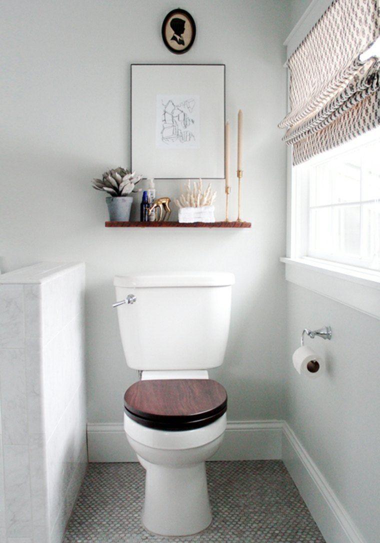 Dcoration toilettes lgante et moderne quelques