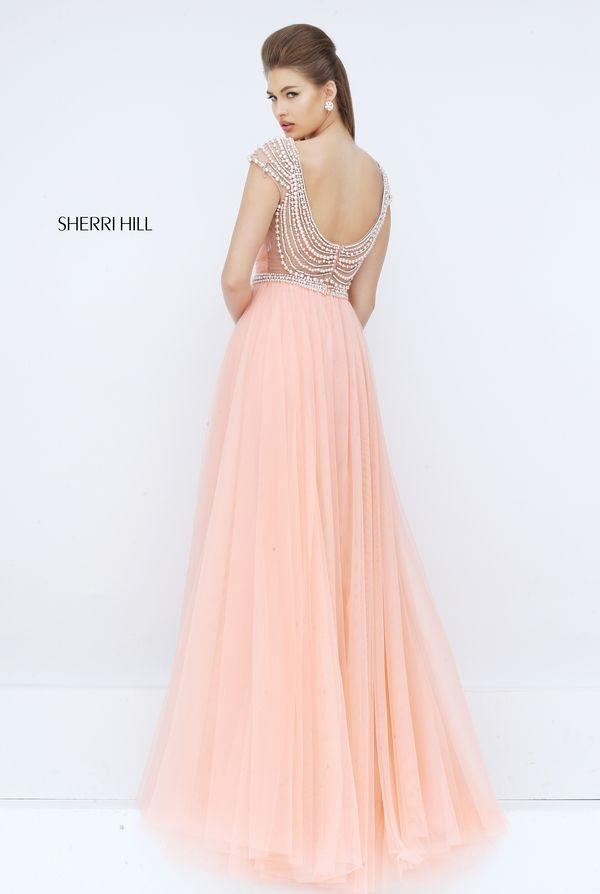 Sherri Hill 50187. Sherri Hill 50187 Tulle Prom Dress ... ebb8e20de