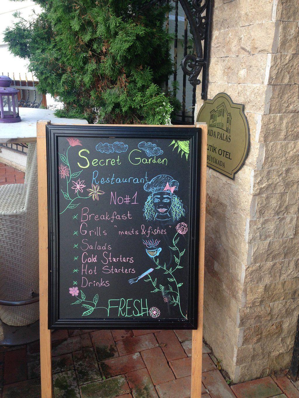 Secret Garden Cafe Bar Restaurant Buyukada Restaurant Reviews