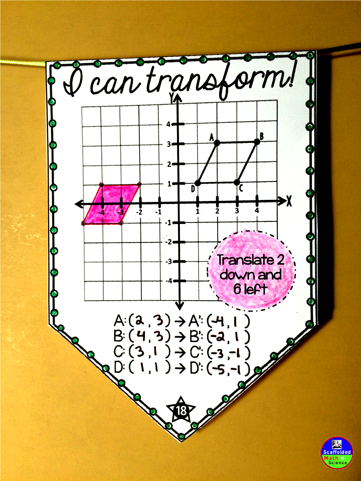 coordinate geometry year 9 pdf