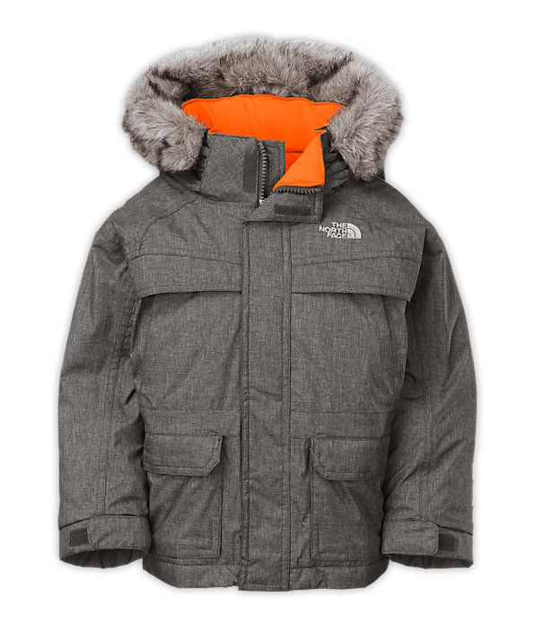 The North Face Toddlers' (2T-5) Jackets & Vests TODDLER BOYS'
