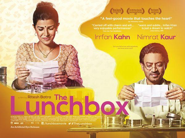 The Lunchbox On Behance Lunch Box Good Movies Irrfan Khan