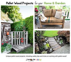 Pallet wood projects that will pretty up your home & garden   Funky ...