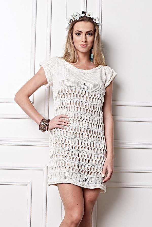 Vestido Crochê de Grampo - Linha Charme - Blog do Bazar Horizonte - Maior  Armarinho Virtual do Brasil 5f5b0416cd9