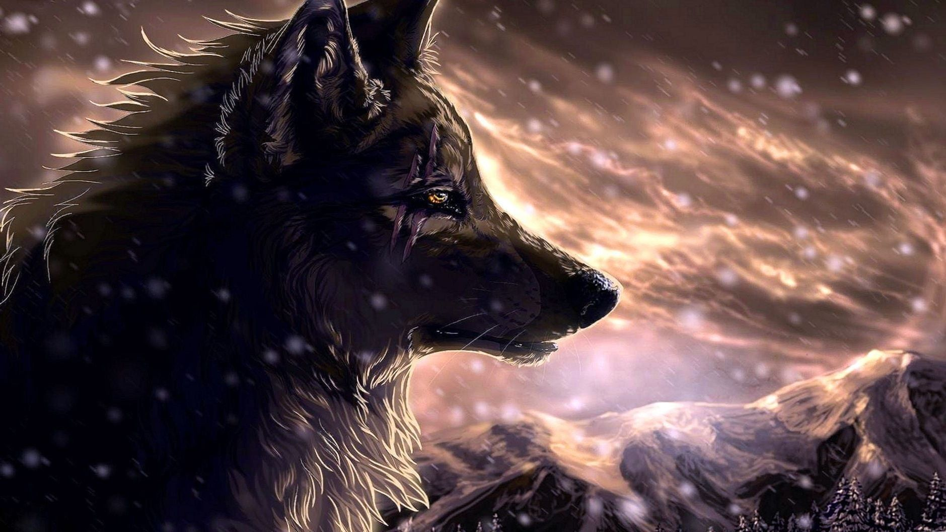 Best Wallpapers Of Wolves Best Wallpapers Of Wolves Wolf Wallpaper Wolf Background Anime Wolf