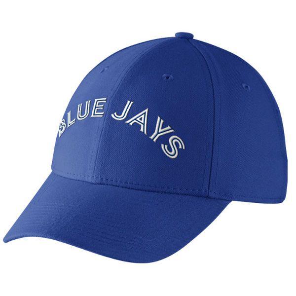 59f2e59377d6 Men s Toronto Blue Jays Nike Royal Swoosh Performance Flex Hat