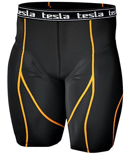 New Men's Tesla Compression Tights Un... (bestseller)