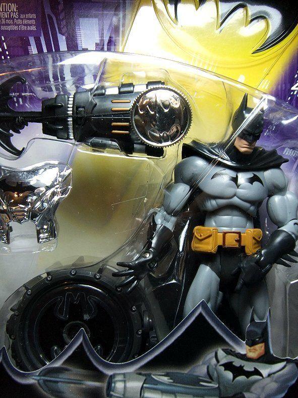 Mattel Batman Series Action Figure Rare Bat Signal DC Comics