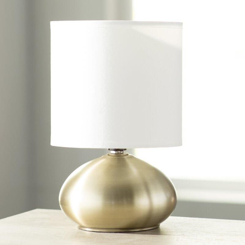 Smart Table Lamps 9 Inch Set Of 2 Mini Table Lamps Table Lamp Table Lamp Sets
