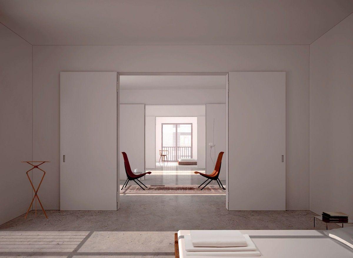 E2a werkbundstadt berlin 5 interiors interior for Interior architecture berlin