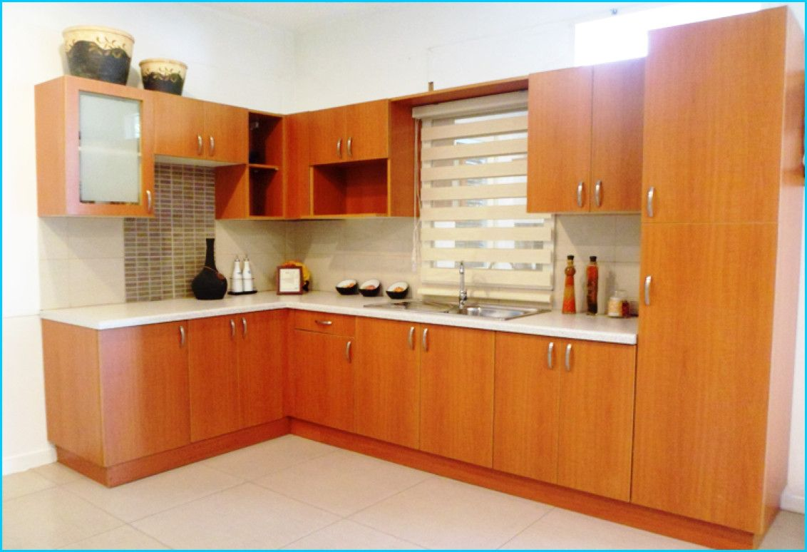 10 Elegant Small Kitchen Design Philippines In 2020 Small Kitchen Design Philippines Kitchen Cabinet Design Small Kitchen Cabinet Design