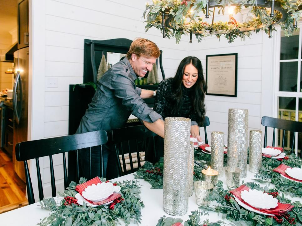 a chip and joanna holiday photo album chip and joanna gaines fixer upper fixer upper. Black Bedroom Furniture Sets. Home Design Ideas
