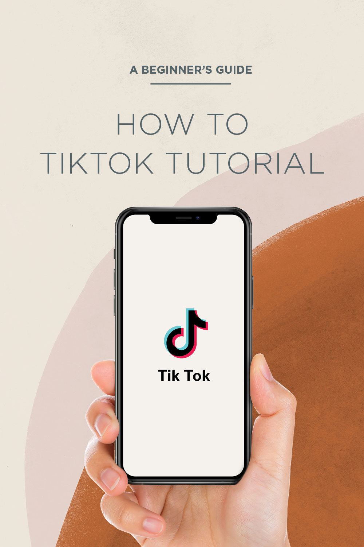 How To Tiktok 101 A Tutorial House Of Hipsters Tutorial Social Media Infographic Social Media