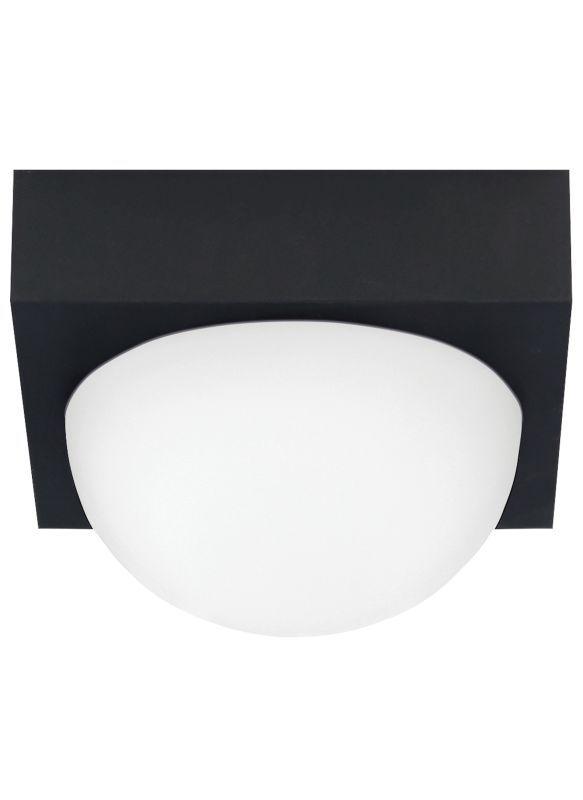 LBL Lighting FM929FRLEDWD Sphere LED Flush Mount Ceiling Fixture - ADA Compliant