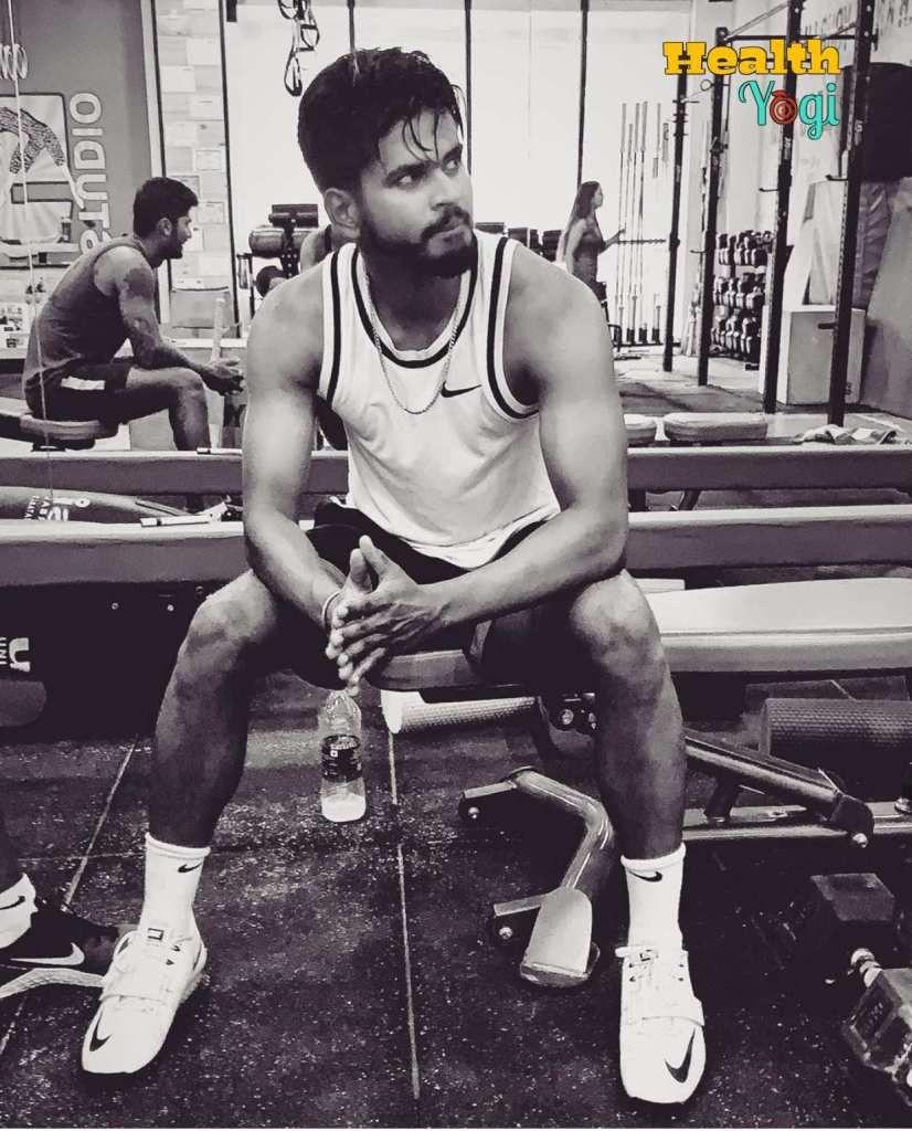 Shreyas Iyer Workout Routine And Diet Plan 2020 (2020