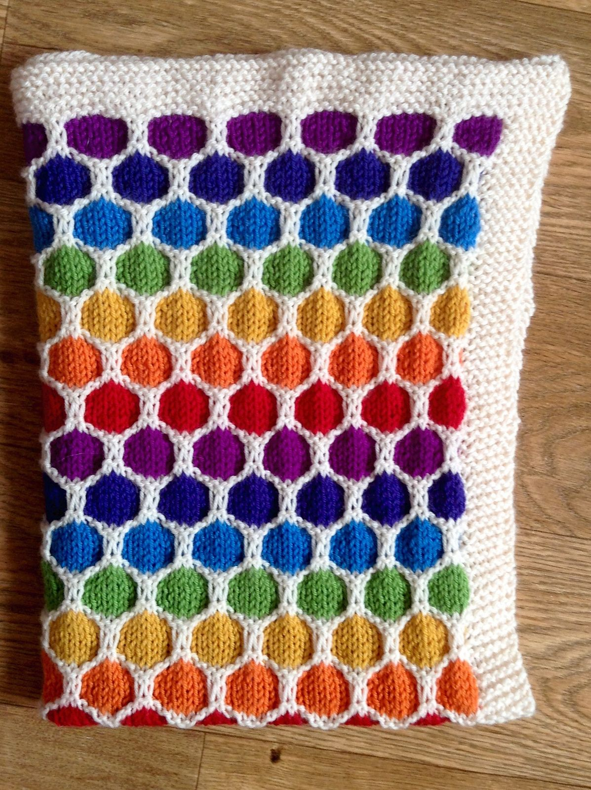 Free Knitting Patterns for Baby Blankets | Blanket, Knitting ...