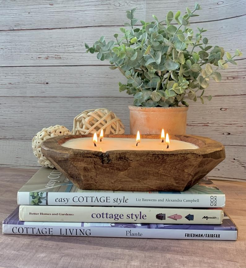 22+ Dough bowl with candles inspirations