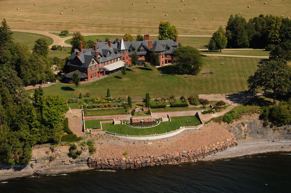 Rooms: The Inn At Shelburne Farms On Lake Champlain In Shelburne