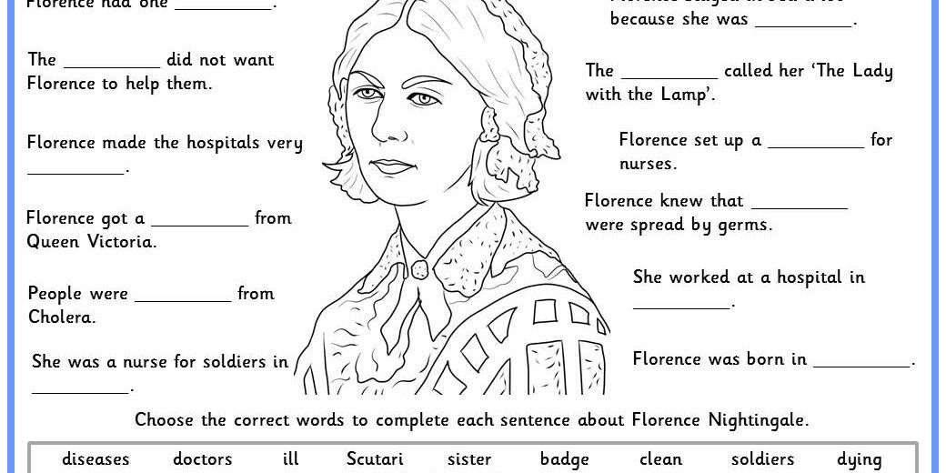 Florence Nightingale Facts Florence Nightingale Facts