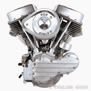 Kustom Store Motorcycles engine motorcycle s&s panhead harley harley-davidson chopper parts