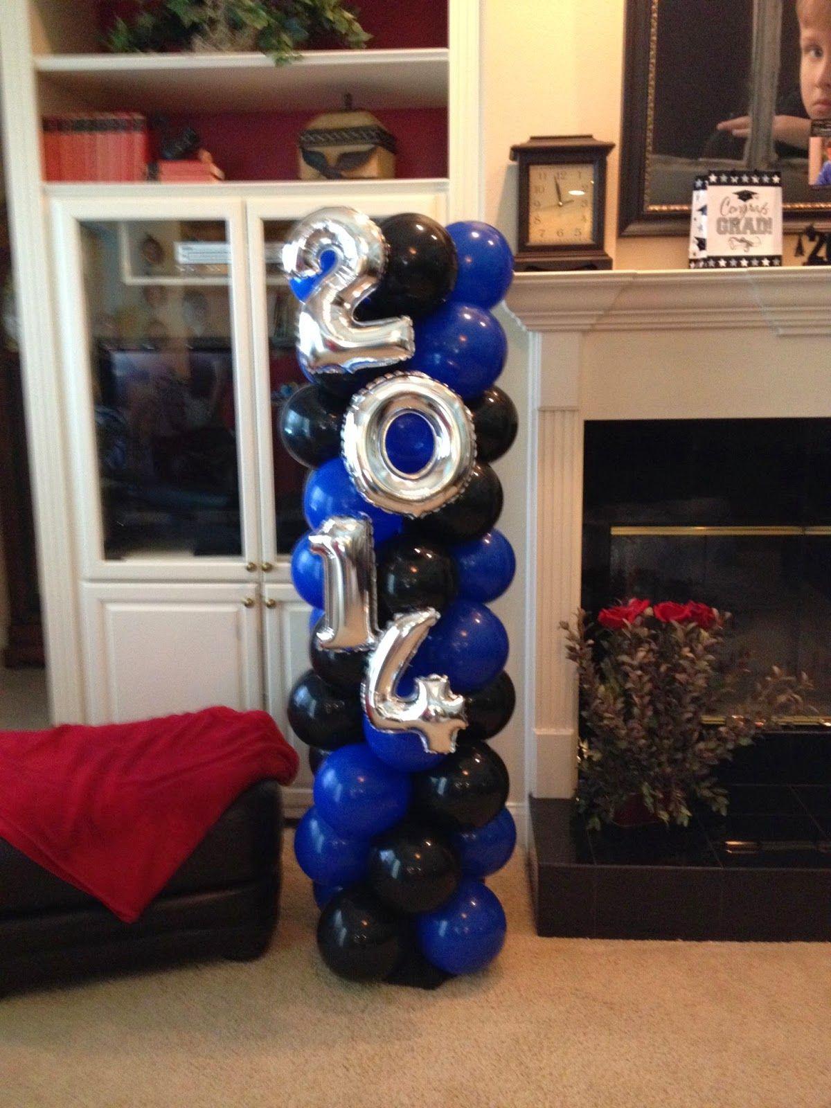 Graduation 2014 LCS indoor and Pool Balloons, Lakeland ...