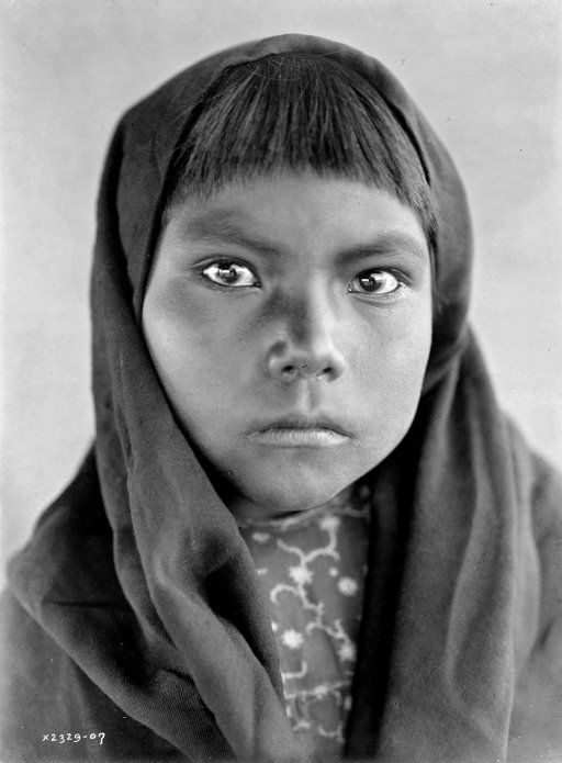 Edward Curtis. (1858-1952) USA. Rettatos nativos americanos
