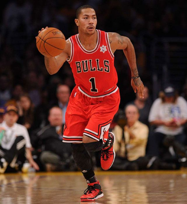Derrick Rose, Chicago Bulls | John W. McDonough/SI