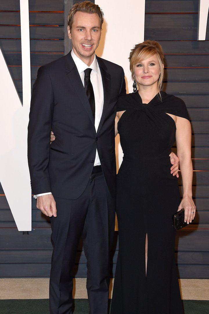 Kristen Bell And Dax Shepard Get Hot And Heavy In An Insanely Romantic Instagram Snap Kristen Bell And Dax Kristen Bell Instagram Snap