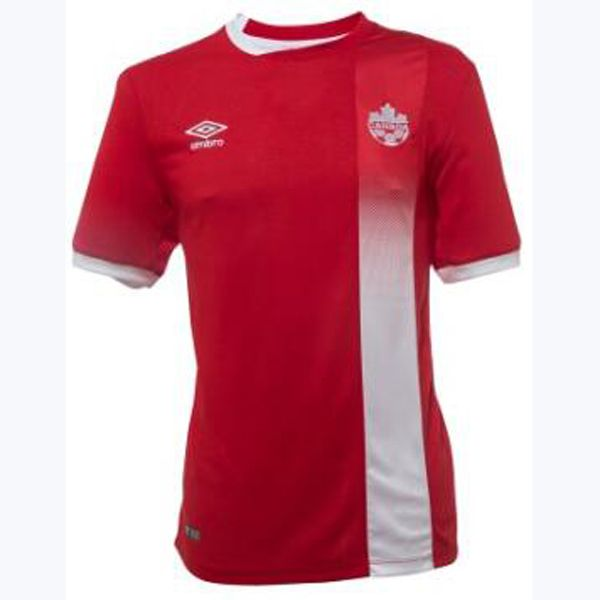 Camiseta de Canada Primera 2016 2017  c82a6cad2424d