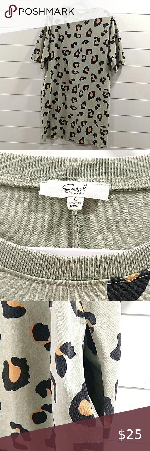 Easel Dress w/pockets