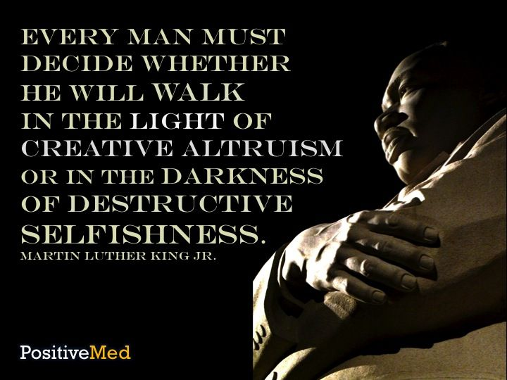 Martin Luther King Light