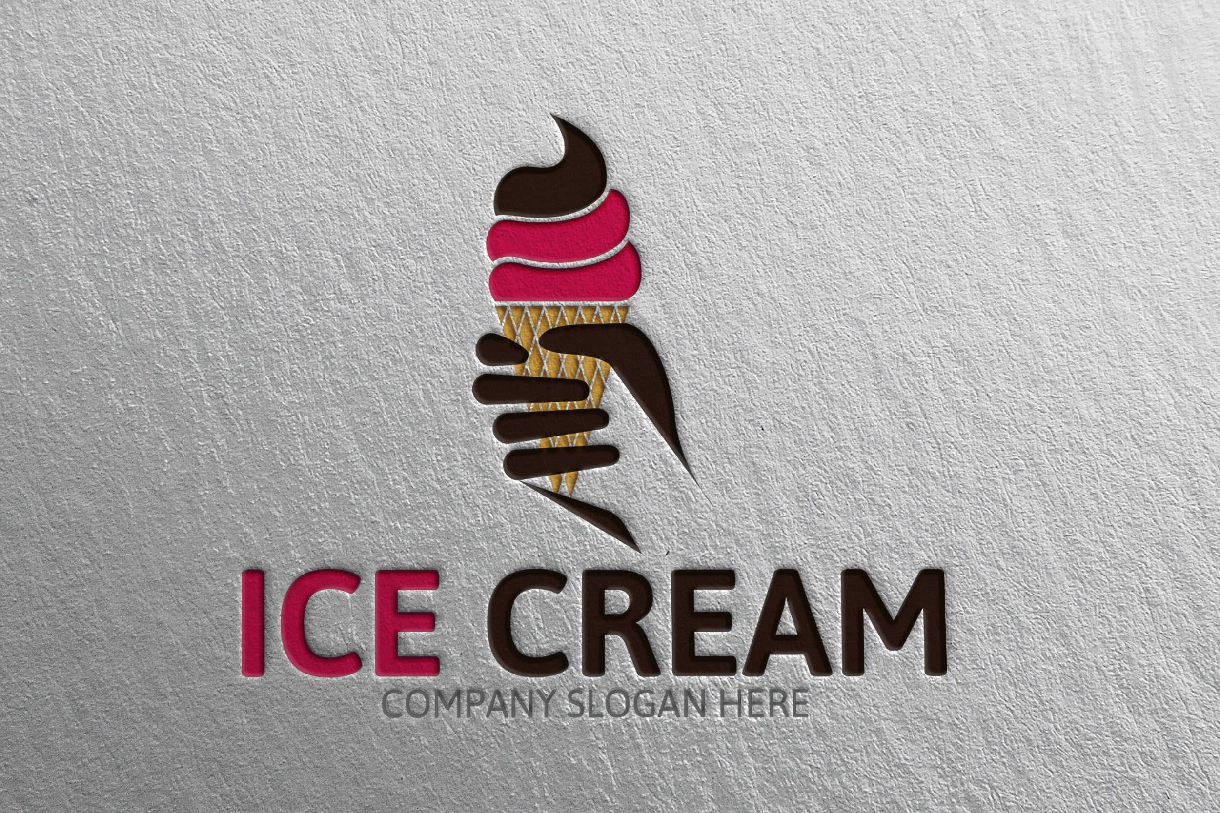 Ice Cream Logo Ice Cream Logo Ice Cream Packaging Ice Cream Business
