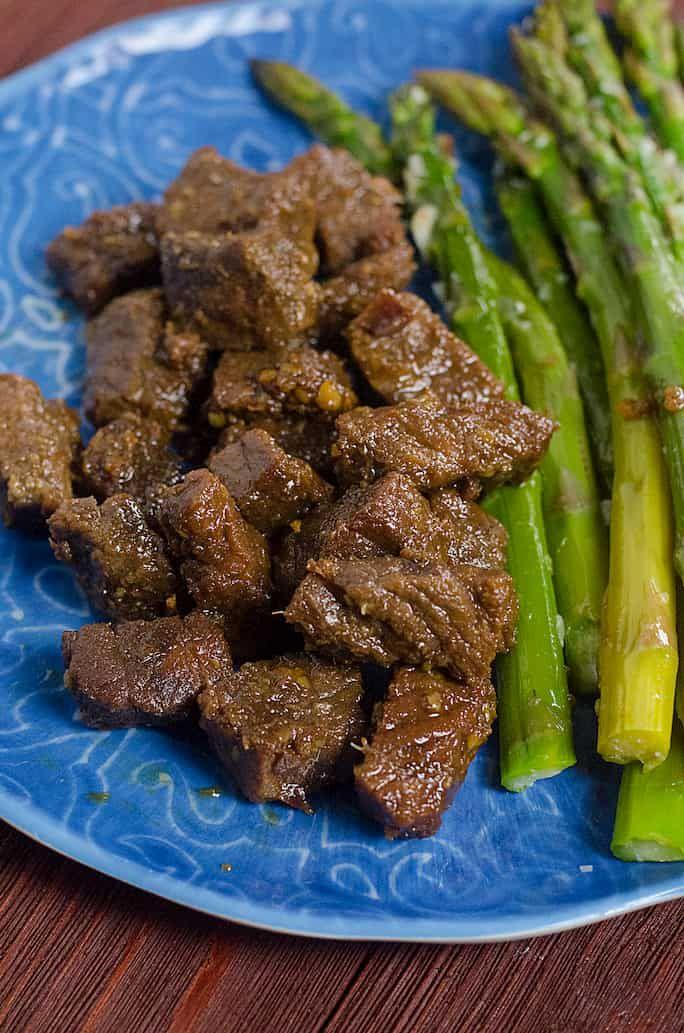 Instant Pot Honey Garlic Steak Bites Instant Pot Honey Garlic Steak Bites are a quick and easy meal