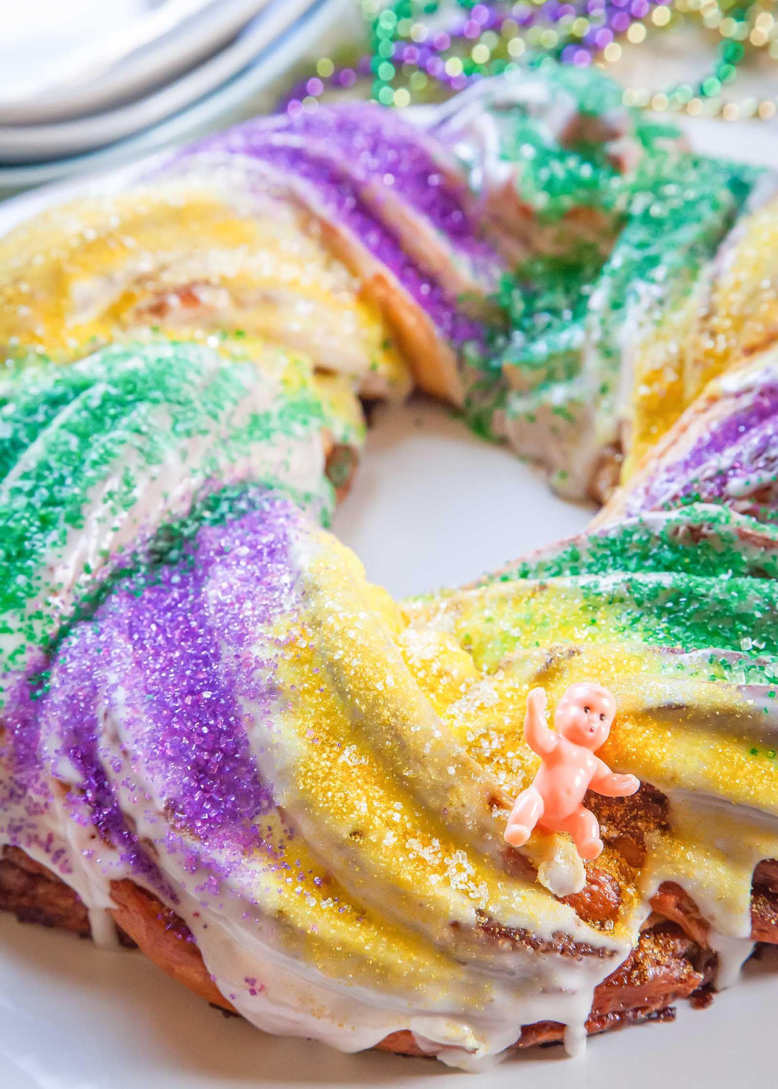 King cake recipe recipe in 2020