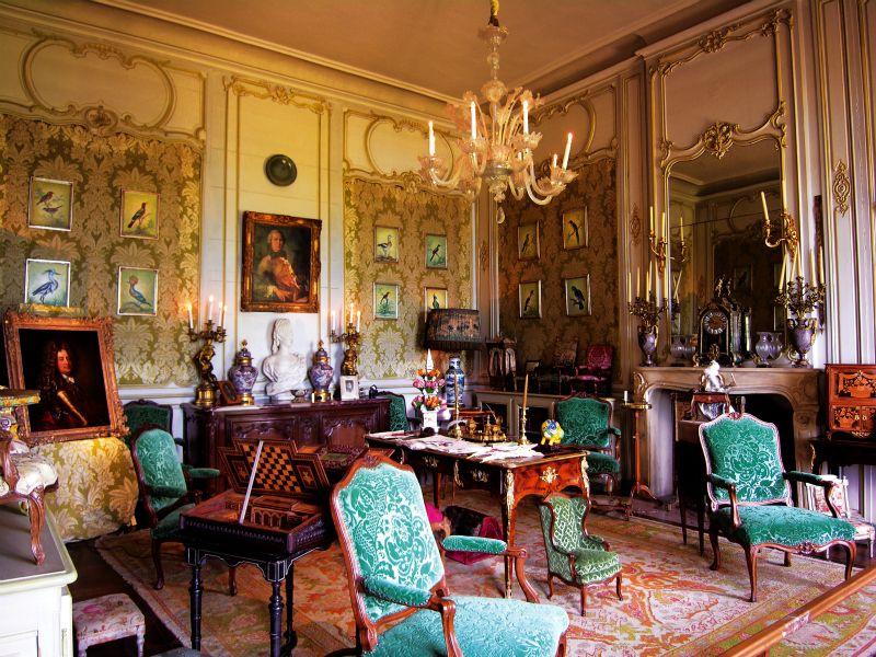 Chateau De Vendeuvre Castles Interior French Interior Style French Interior