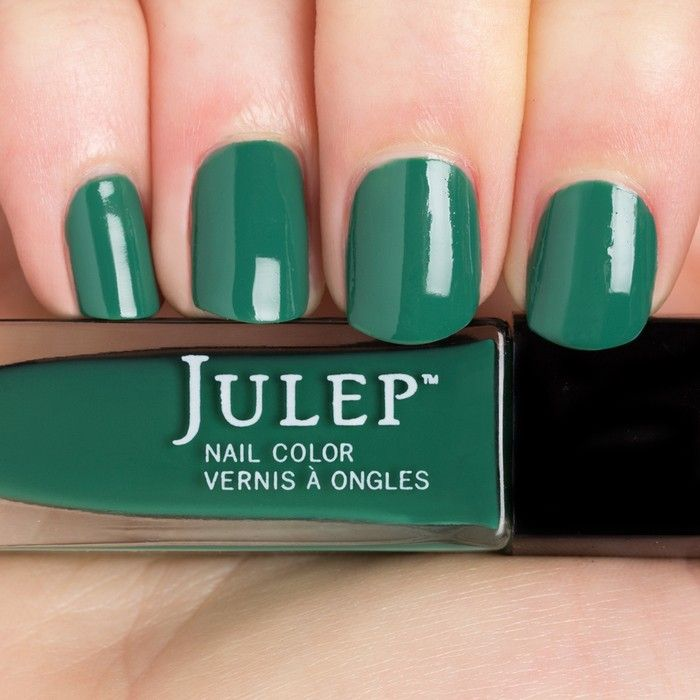 Julep Emilie: Emerald green crème   Brand Love: Julep   Pinterest ...