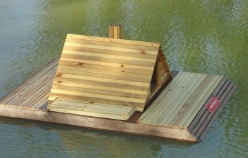 11+ Floating duck house plans image ideas