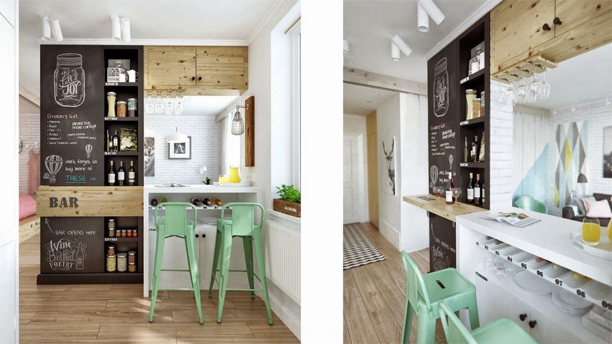 Маленькая квартира с большими возможностями